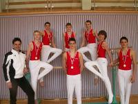 Die 4s der SHS Schwaz vertritt Tirol bei den Bundesmeisterschaften im Gerätturnen