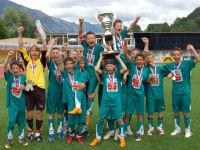 Sieg im Finale der Schülerliga
