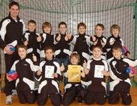 Mattenhandballschulcup 2008